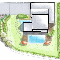 Conception et aménagement de jardin 2