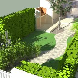 Conception et aménagement de jardin 9