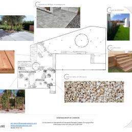 Conception et aménagement de jardin 1